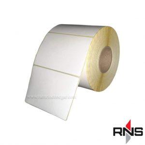 برچسب و لیبل کاغذی 90×60