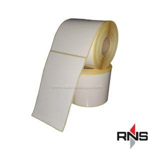 برچسب و لیبل کاغذی 160×90