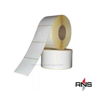 برچسب و لیبل کاغذی 55×50 (لیبل پست)