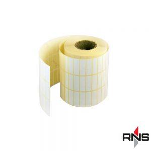 برچسب و لیبل کاغذی 30×10