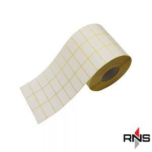 برچسب و لیبل کاغذی 30×18