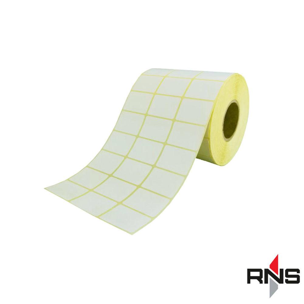 لیبل کاغذی 34×21