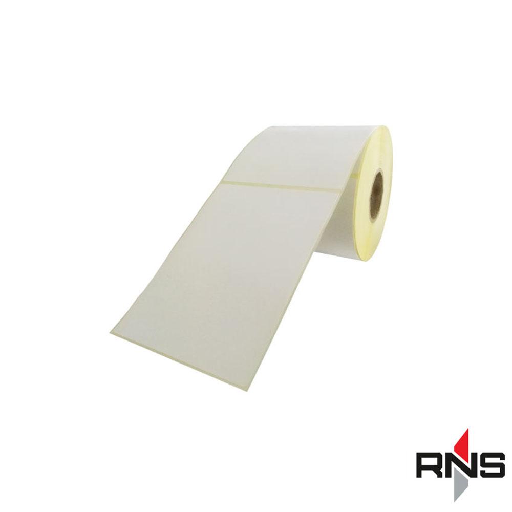 برچسب و لیبل کاغذی 125×95