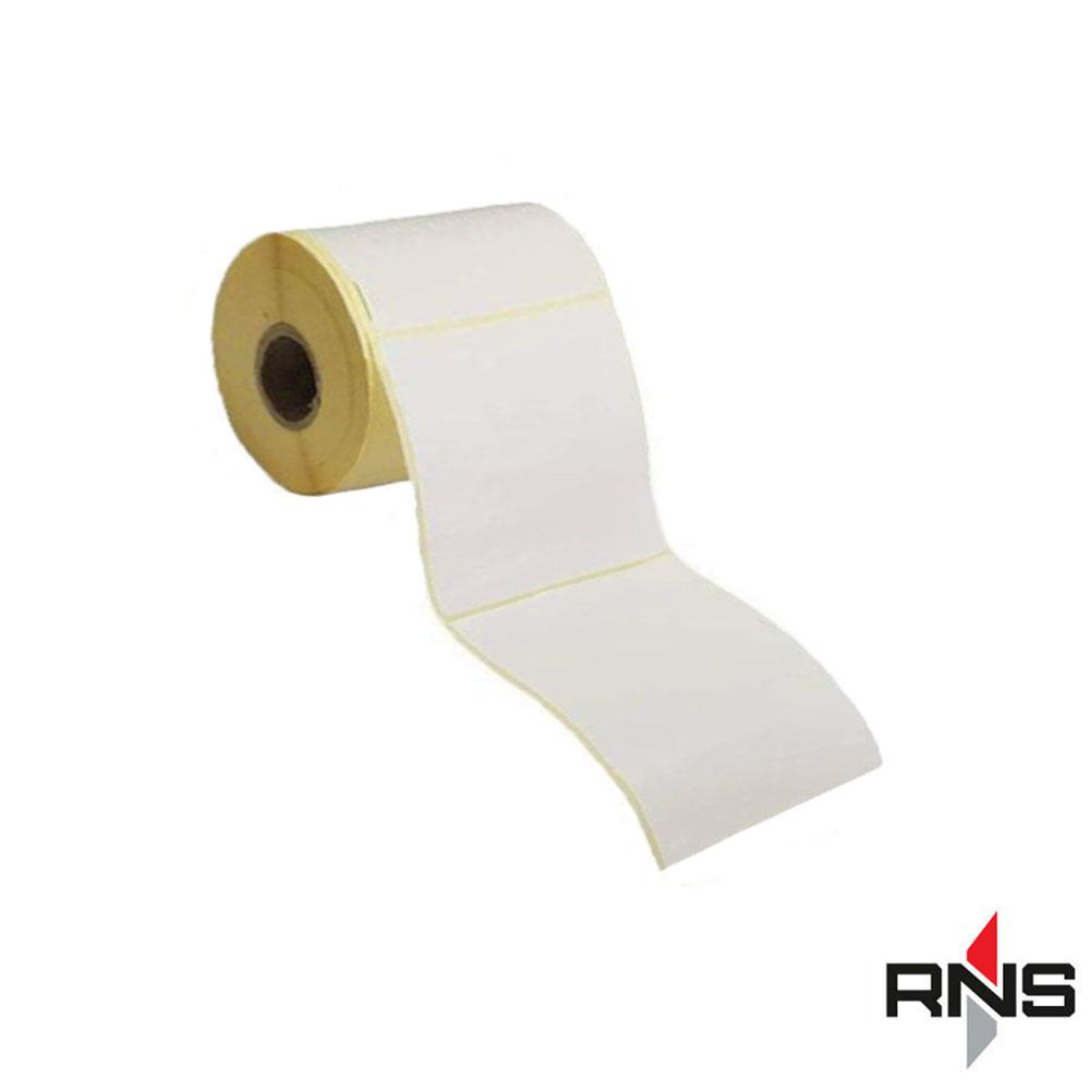 لیبل کاغذی 120×100