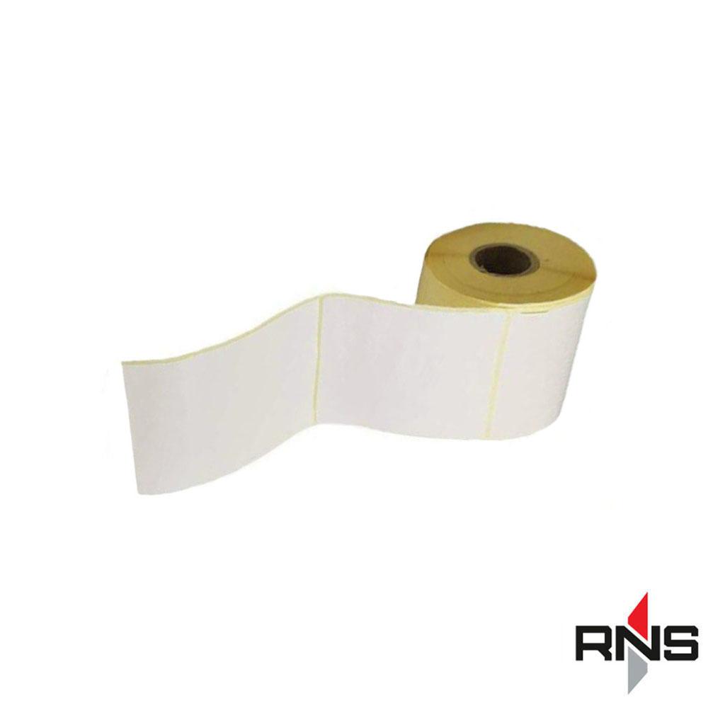 لیبل کاغذی 120×80