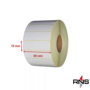 برچسب و لیبل صدفی 55×15