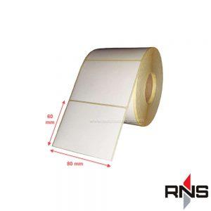 برچسب و لیبل صدفی 60×80